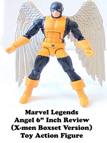 Review: Marvel Legends Angel 6