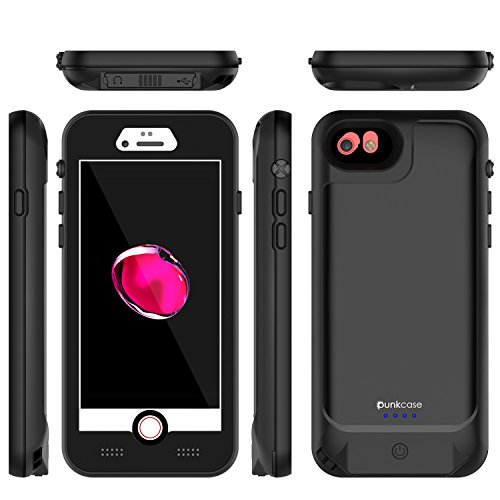 timeless design 6948d 994fb iPhone 8/7/6s/6 Charging Case - Punkcase Punkjuice - Waterproof ...