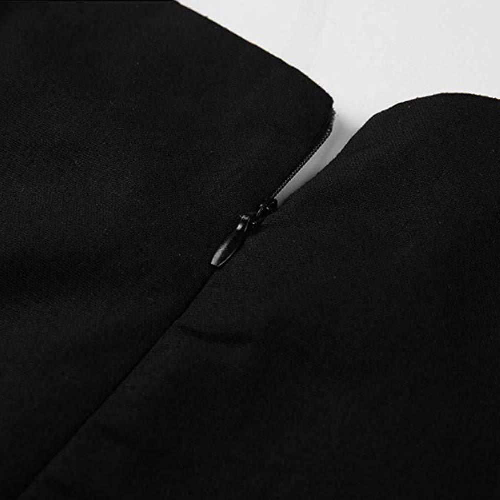 HABIT-The 100/% Cotton Casual Jumpsuit Sleeve Romper Baggy Harem Comfy Loose Overalls Playsuit Black