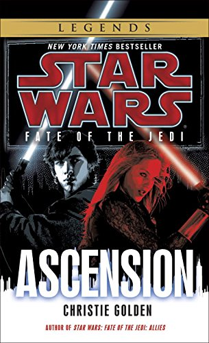 Star Wars-Fate Of The Jedi-Ascension by Christie Golden