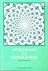Approaches to Translation