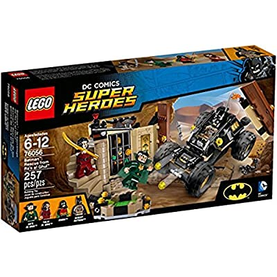 Lego Super Heroes Batman: deliverance from the Ras al Ghul 76056: Toys & Games