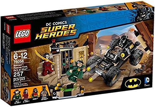 Lego Super Heroes Batman: deliverance from the Ra's al Ghul 76056