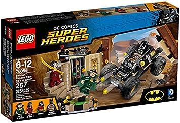 LEGO Super Heroes - Batman, Rescate de Las Garras de Ras al Ghul (6137788): Amazon.es: Juguetes y juegos