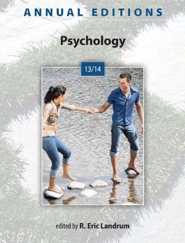 Annual Editions: Psychology 13/14