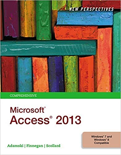 Book By Joseph J. Adamski Bundle: New Perspectives on Microsoft Access 2013, Comprehensive + SAM 2013 Assessment, Training and (1st First Edition)