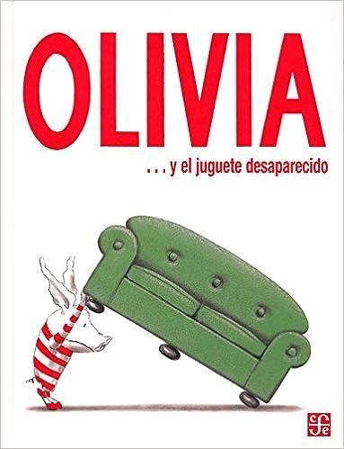 Resultado de imagen para Olivia y el juguete desaparecido.Ian Falconer