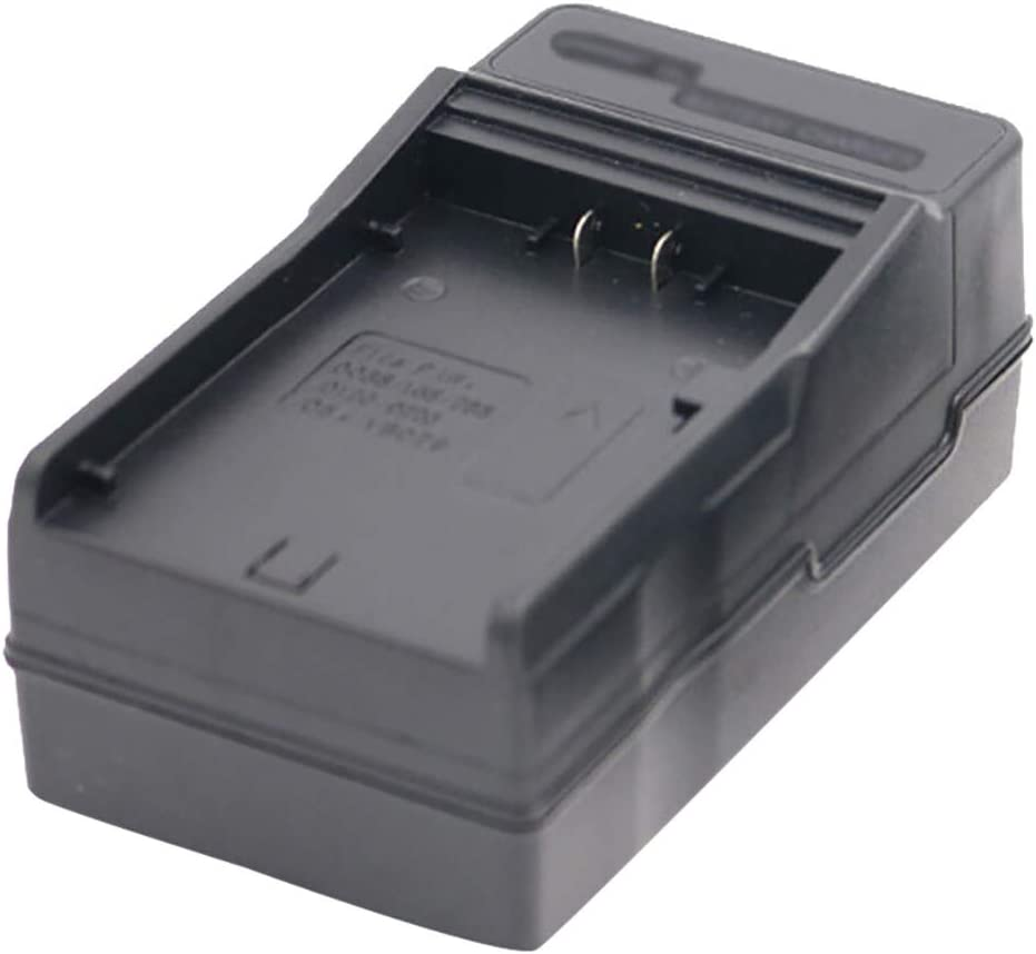E1050 E1235 Digital Replacement Battery PLUS Battery Travel Charger for GE GB-40 Includes Lens Accessories Pouch E1035