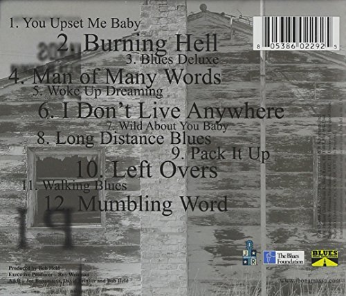 Cd blues deluxe