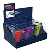 Coloured Kitchen / Cooks Blowtorch - Various Colours (Pack of 6)
