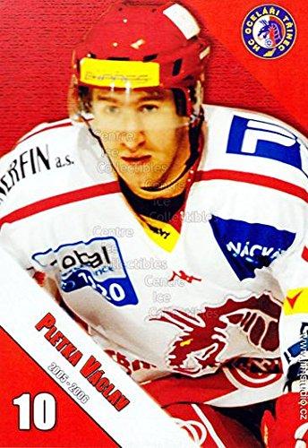 fan products of (CI) Vaclav Pletka Hockey Card 2005-06 Czech HC Ocelari Trinec Postcards 10 Vaclav Pletka