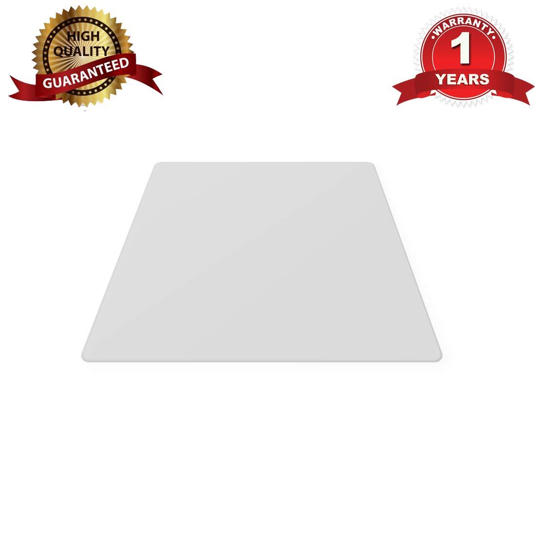 Glass Print Bed Borosilicate Glass 3D Printer Glass Print Bed 235x235x3.7mm for Ender 3 DC-01 Glass Print Bed Borosilicate Glass Dcreate