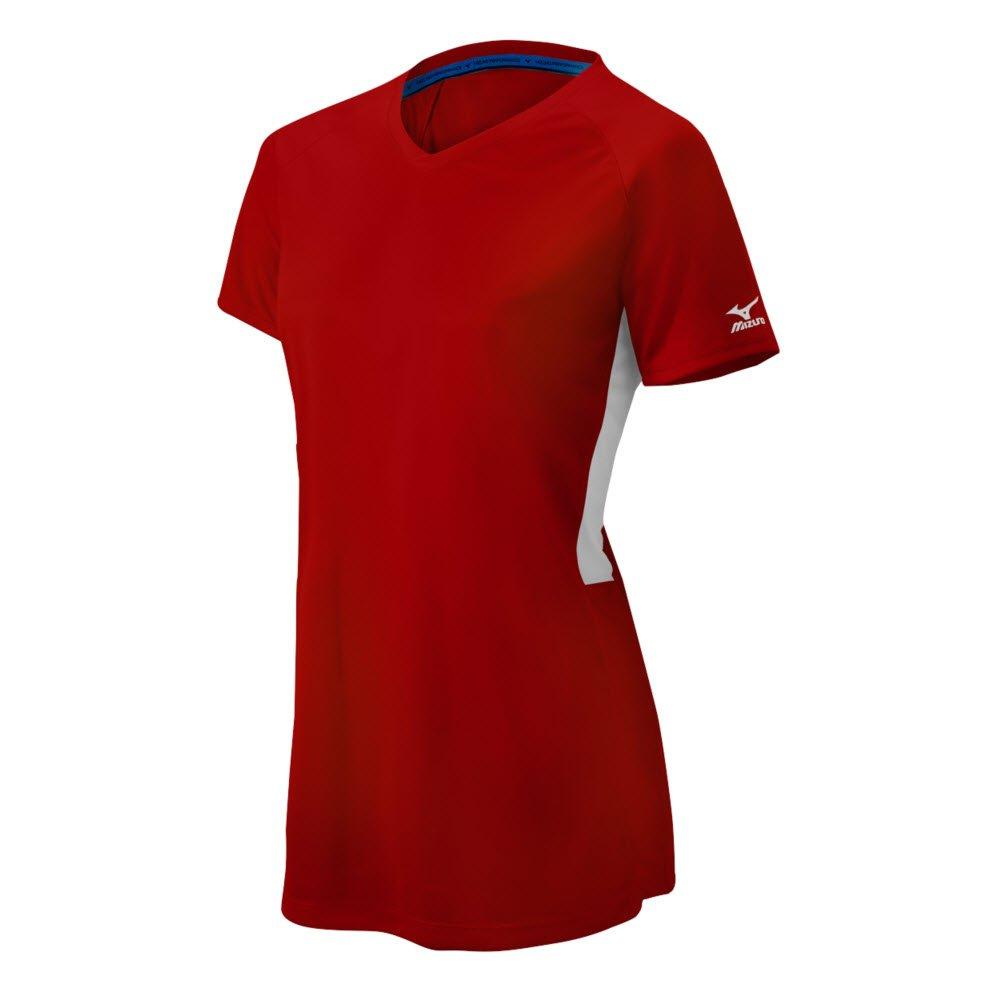 Mizuno Damen Comp Ss V Erwachsene Short Sleeve V-Neck Feuchtigkeitsmanagement Fastpitch Softball T-Shirt, Damen, Woherren Comp SS V-Neck B0728L7B61 Damen Abrechnungspreis