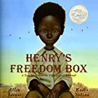 Henry's Freedom Box Audiobook by Ellen Levine Narrated by Jerry Dixon