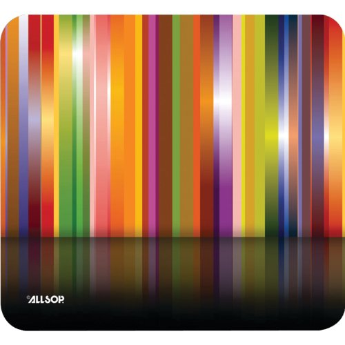 Allsop Tech Multi Stripes – Mouse Pad (30599)