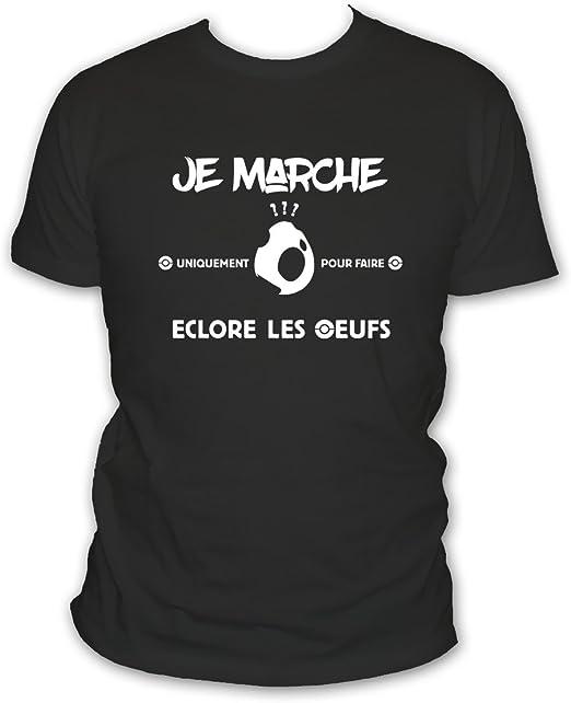 Drôle Nouveauté T-shirt homme tee tshirt-juste facile à voir