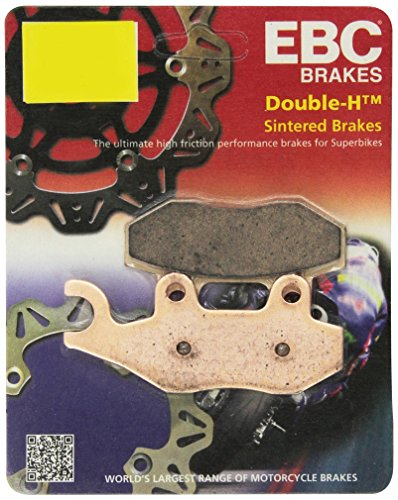 EBC Brakes FA197HH Disc Brake Pad Set (Used Kawasaki Ninja 250r For Sale Cheap)