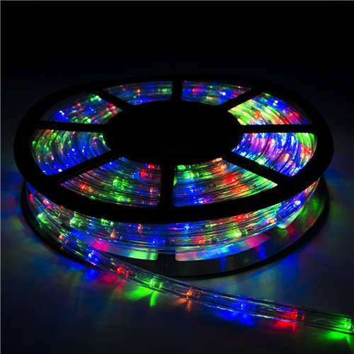 Led Multi Color Flat Rope Light in Florida - 6
