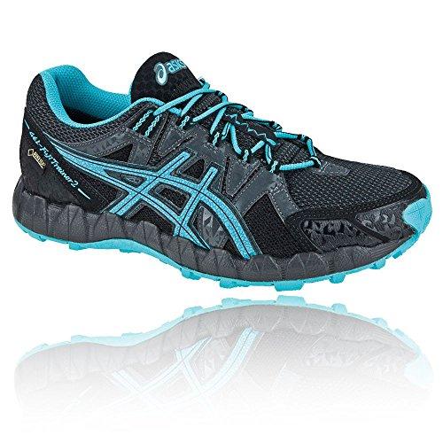 Asics Gel-Fujitrainer 2 GTX Women's Trail Running Shoes Black JrMcKM8vBL