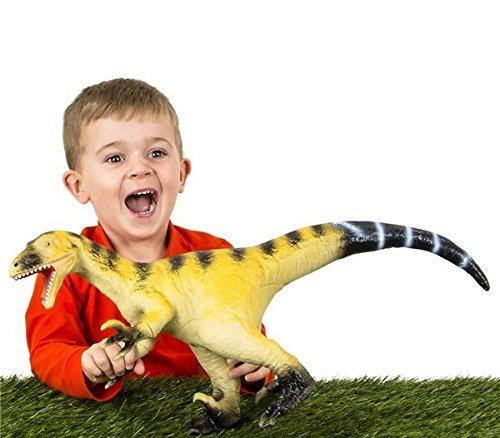 Hands On Learning 20 Soft Velociraptor