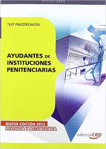 Ayudantes de Instituciones Penitenciarias. Test
