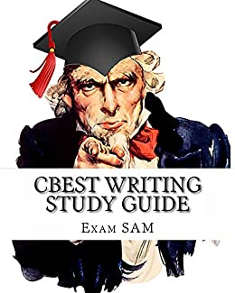 CBEST Writing Study Guide With Sample Essays And English Grammar Review Workbook By