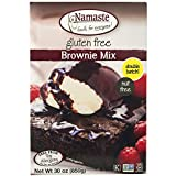 Namaste Brownie Mix, 850gm (Pack of 6)