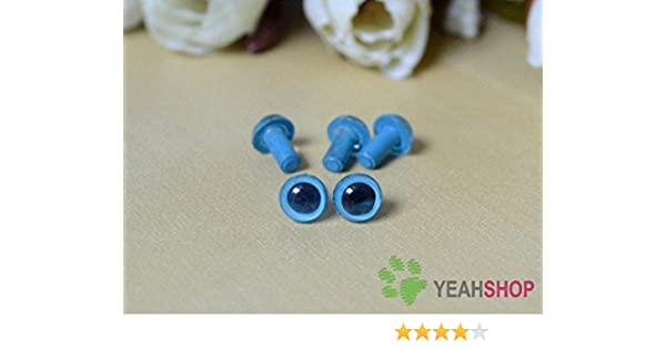 Amazon.com: Dalab 100Pcs/Boxes Kawaii Plastic Safety Eyes DIY ... | 315x600
