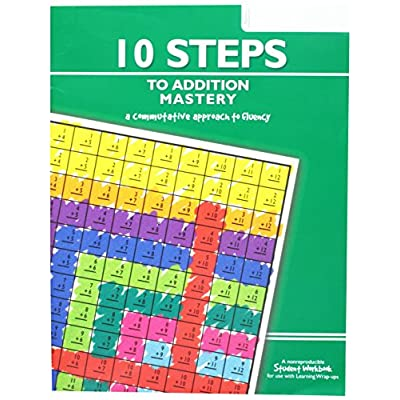 Learning Wrap-ups 10 Steps to Addition Mastery Student Workbook: Toys & Games