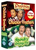 Chuckle Brothers Box Set [2005] (Pirates Of The River Rother / Spooky Goings On Live) [DVD] by Paul Chuckle