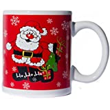 Christmas Mugs Santa Coffee Mug