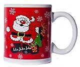 Christmas Mugs Santa Coffee Mug