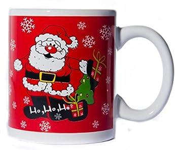 Amazon.com: Christmas Mugs Santa Coffee Mug: Kitchen & Dining