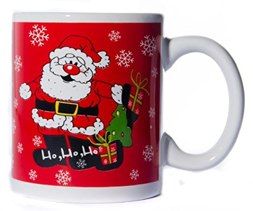 Christmas Mugs Santa Coffee Mug product image