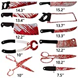 4 Sets Bloody Garland Banner - Halloween Zombie