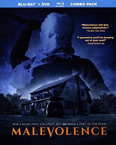 Soccer Jokes For Halloween (Malevolence [Blu-ray + DVD])