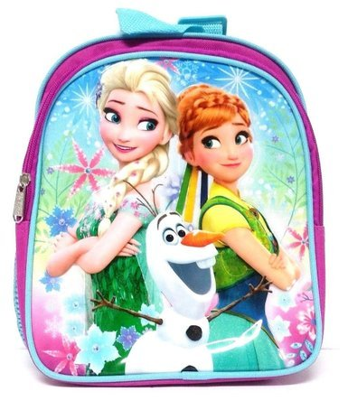 Disney Frozen Canvas School Backpack