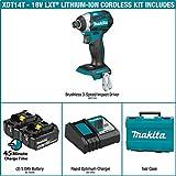 Makita XDT14T 18V LXT Lithium-Ion Brushless