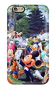 High Quality Shock Absorbing Case For Iphone 6-disney
