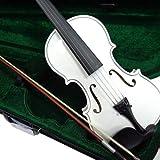 Violino Sverve Com Estojo 4/4 Branco
