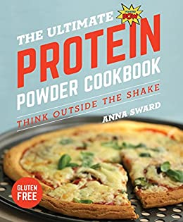 Ultimate Protein Powder Cookbook Outside ebook