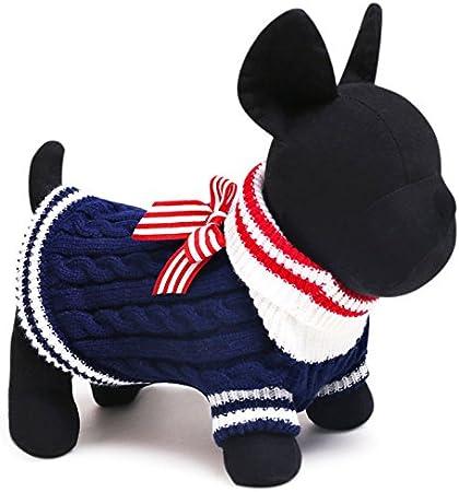 Marine-Design Smalllee/_Lucky/_Store Haustier-Pullover