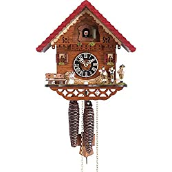 Hönes Cuckoo Clock Little Black Forest House