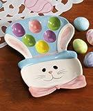 Easter Bunny Serving Platter