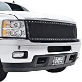 Fits for 2011-2014 Chevrolet Silverado 2500HD / 2011-2014 Chevrolet Silverado 3500HD models. E-Autogrilles Evolution Insert Grilles add attitude and function to any vehicle with their stainless steel formed mesh design.They are perfect for tr...