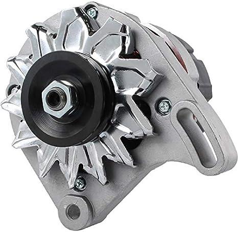 DB Electrical ANK0019 New Alternator IR//EF; 24-Volt; 40 Amp For 89-On Isuzu Ind Eq w// 6BD1T 1812003970 NK0-35000-3370 400-50022 12264 0-35000-3370 12264N
