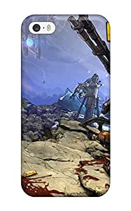 New Arrival Cover Case With Nice Design For Iphone 5/5s Borderlands