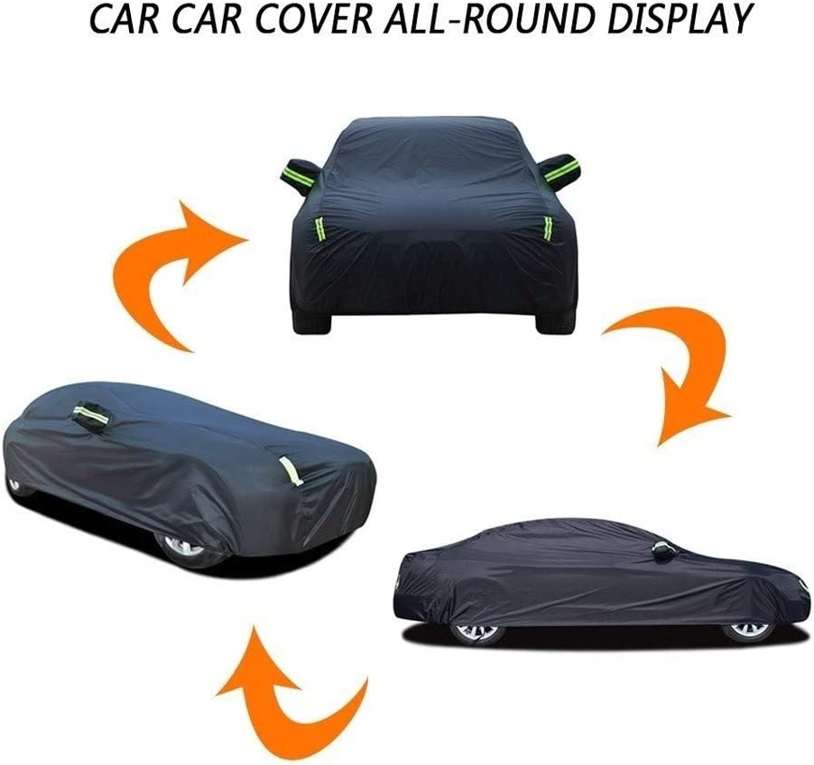 Car Cover Compatible with Ferrari 360 Modena 360 Spider Windproof Dustproof Scratch Resistant Thick Car Cloth For All Weather