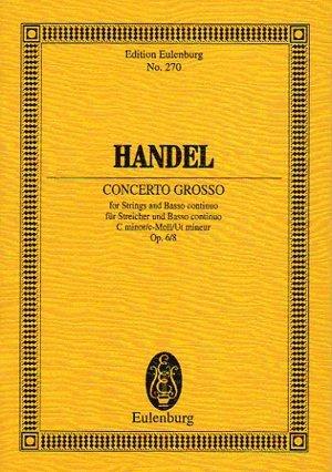 Concerto Grosso Op. 6/8