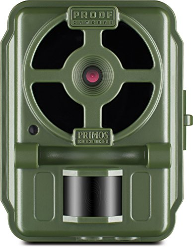 Primos 10MP Proof Cam 36 HD Trail Camera Green
